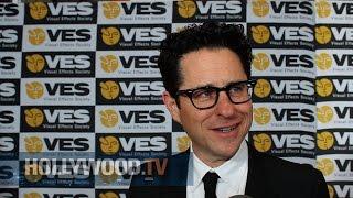J.J. Abrams Honored At VES Awards - Hollywood TV