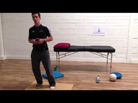 Active Physical Therapy Dublin-Rehabilitation of Chronic Adductor Related Groin Pain