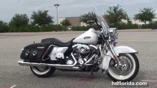 2. Used 2012 Harley Davidson Road King Classic Motorcycles for sale