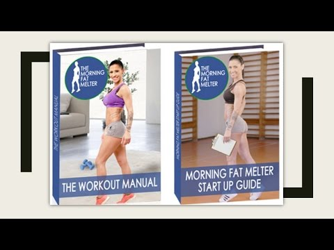 What is Morning Fat Melter Program - Morning Fat Melter by Aline Pilani (видео)