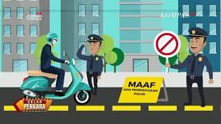 Video Akhir Kisah Polantas Gadungan di JLNT Casablanca MP3, 3GP, MP4, WEBM, AVI, FLV Juli 2018