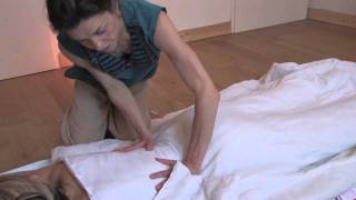 Le Massage Du Dos Et Les 7 Chakras, Massage Indien