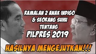 Video Ramalan 2 Anak Indigo dan Seorang Suhu tentang Pilpres 2019, JOKOWI VS PRABOWO MP3, 3GP, MP4, WEBM, AVI, FLV Januari 2019