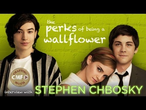 Crafting with CMF - The Perks of Being a Wallflower - Interview with Stephen Chbosky