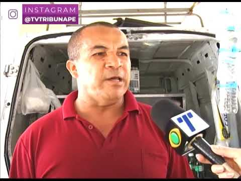 [JORNAL DA TRIBUNA] Quatro pessoas foram atropeladas na Rua da Palma, Centro do Recife