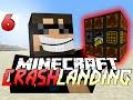 Minecraft Crash Landing 6 - THE HIGH OVEN