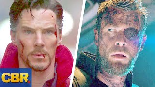 Video The 7 STRONGEST Marvel's Avengers And The 5 WEAKEST MP3, 3GP, MP4, WEBM, AVI, FLV Juni 2019