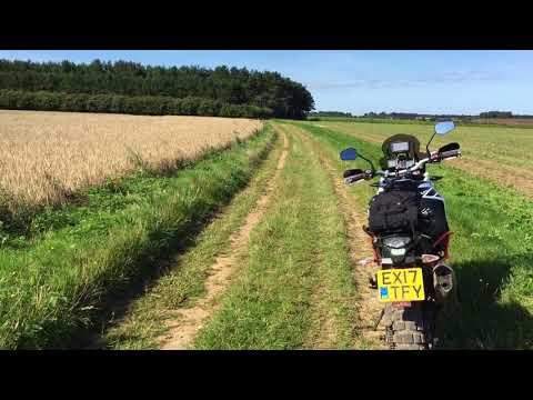 KTM 1090 Adventure R - Green Lane - Great Massingham, Norfolk