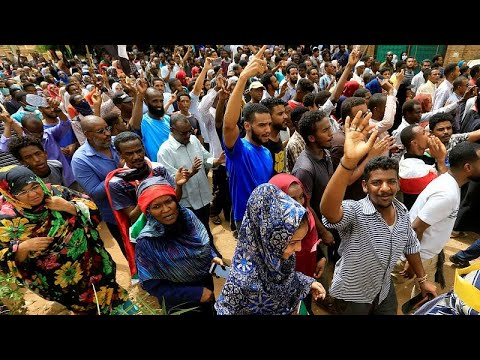 Sudan: Neue Massenproteste -  Zehntausende demonstrie ...