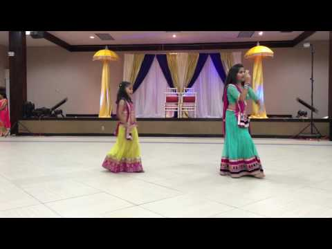 Dance Performance by Kids Prem Ratan Dhan Payo, Cham Cham