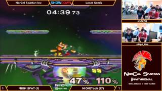 MioM | SFAT and MioM | Toph have a very 20XX set.