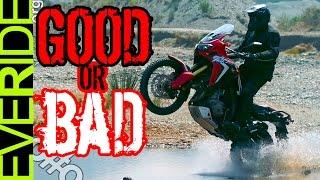 9. Does the Honda CRF1000L AFRICA TWIN Ruin ADV? o#o
