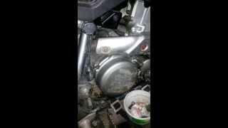 9. Arctic Cat dvx 400 engine noise