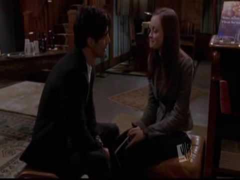 Gilmore Girls Season 6 Episode 18 : Jess is back