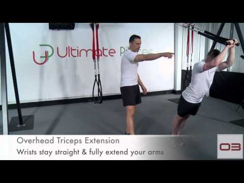 20mins TRX / RIP60 suspension workout 7 (by Ultimate Pilates)