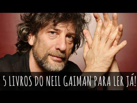 5 livros do Neil Gaiman para ler já! - Resenhas à la Carte