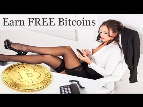 Earn BitCoins – Earn FREE BitCoins With MerlinsMagicBitCoins.com – Video