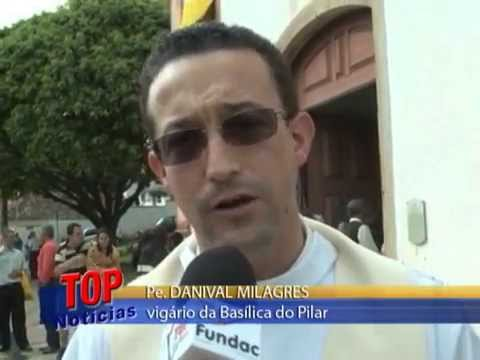 Corpus Christi em Ouro Preto