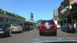 Road Trip Time Lapse: Day 8 - Seattle, WA to Medford, OR