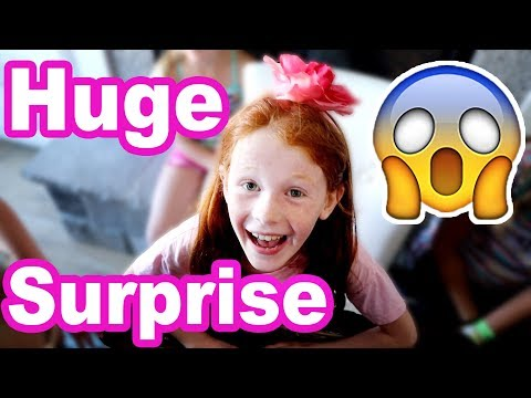Birthday wishes for best friend - HUGE Birthday Surprise!!! Ambree's 8th Birthday! (cute)