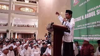 Video Ustadz Abdul Somad Lc MA Sesi Tanya Jawab di Balikpapan Islamic Center ( 24-03-2018) MP3, 3GP, MP4, WEBM, AVI, FLV Agustus 2018