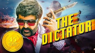The Dictator 2016 Hindi Dubbed Movie   Latest Action Full Movies by Cinekorn   Balakrishna
