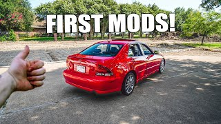 FIRST MODS FOR THE IS300! by Evan Shanks