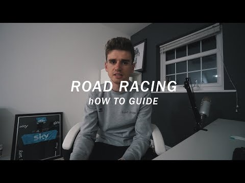 HOW TO START ROAD RACING