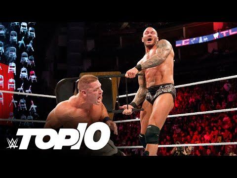 Randy Orton's greatest wins: WWE Top 10, June 28, 2020