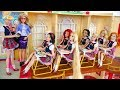 Download Lagu Barbie Rapunzel School Morning Routine School Life Kehidupan sekolah boneka Barbie Vida Escolar Mp3 Free