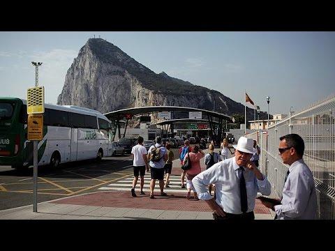Brexit: Θέμα κυριαρχίας του Γιβραλτάρ εγείρει η Ισπανία