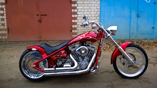 7. American Ironhorse Tejas 2002 s&s 113