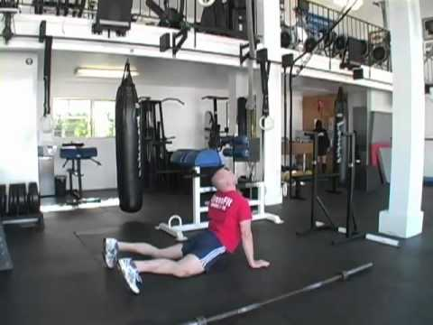 amundson - CrossFit Exercise Demos: The Warmup with Greg Amundson.