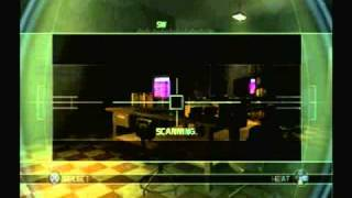 Splinter Cell Chaos Theory  Battery, Mission 7, Part 1 of 4, Expert Diff., PS2