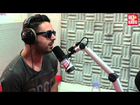 """""""TIME OF OUR LIVES"""" D'AHMED CHAWKI EN LIVE DANS LE MORNING DE MOMO SUR HIT RADIO - 27/06/14"""