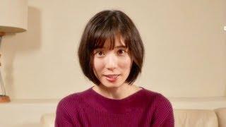 女優・松岡茉優「割と毎日落ち込んでますけどね(笑)」/WEB動画「どんなときも。」撮影後インタビュー映像