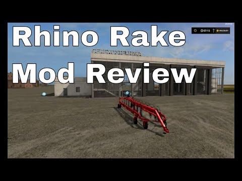 RhinoRake v1.0