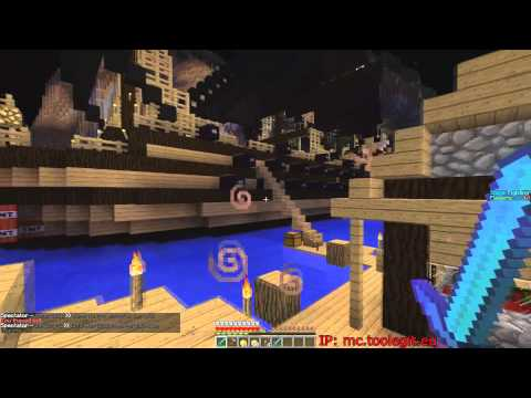 Minecraft OP Hunger Games w/ afaf1BG