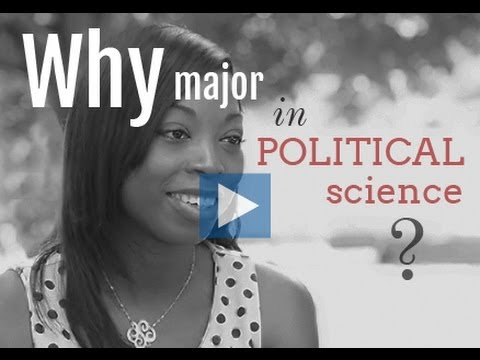 Where can a degree in Political Science take you?