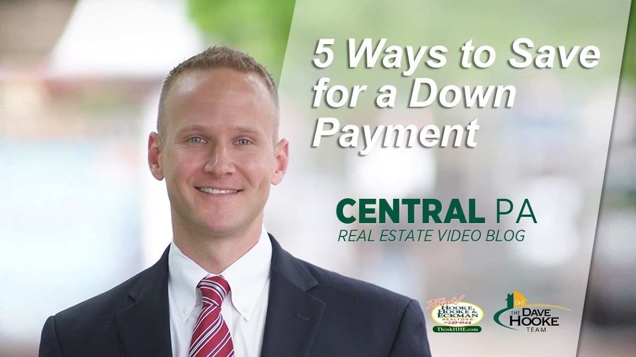 What Can You Do to Save for a Down Payment?