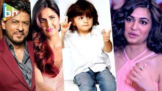 Video Kriti Kharbanda AWESOME Rapid Fire On Shah Rukh Khan | Katrina Kaif | AbRam MP3, 3GP, MP4, WEBM, AVI, FLV Oktober 2017