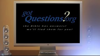 Got Questions? The Bible has answers. We'll find them for you! Bible Questions Answered by GotQuestions.org!