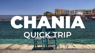 A walk around Chania
