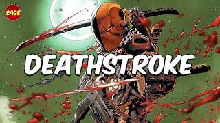 "Video Who is DC Comics' Deathstroke? The Original ""Deadpool"" Without the Jokes MP3, 3GP, MP4, WEBM, AVI, FLV Januari 2019"