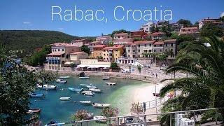 Rabac Croatia  city photos : Beautiful Rabac, Croatia recorded in 4k with Sony Xperia Z3 Compact