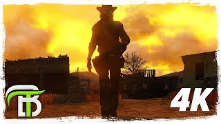 RED DEAD REDEMPTION 2 HYPE (Red Dead Redemption 4k Gameplay)
