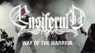 """Ensiferum """"Way of the Warrior"""" from the """"Two Paths"""" album. """"Way of the Warrior"""" was produced by Tuomas Saukkonen and filmed..."""