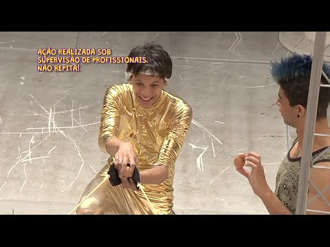 BATE OU REGAÇA - E24 (C/ COCIELO, LUCASELFIE, DJZOI0 E  WILLIAMGORDOX ) 02/02 (видео)