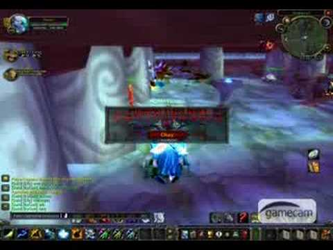 WOW GM private server (my first movie so dont laugh)