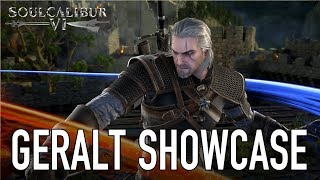 Gameplay Geralt di Rivia